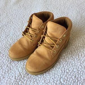Vintage Timberland Waterproof Boots